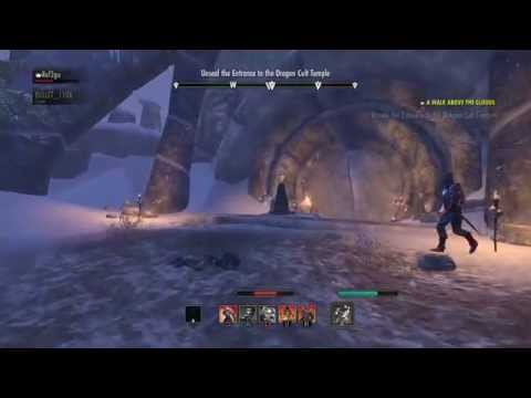 Elder Scrolls Online TU:  Walk Above The Clouds, Nordahl & Ritual (how to)