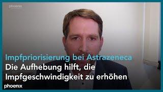 Impfpriorisierung: einordnung von prof ...