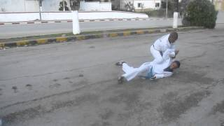 Self défense  taekwondo