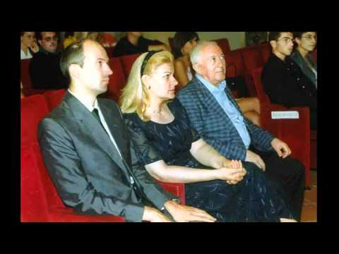 Vittorio Fellegara: Metamorfosi per pianoforte a quattro mani (1989)