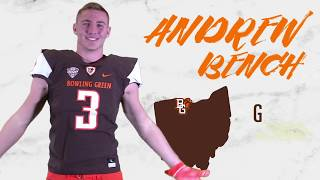 Andrew Bench National Signing Day 2019