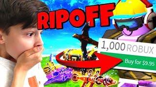 GROOTSTE FORTNITE RIP-OFF GAMES IN ROBLOX !! ft. Tolgahan