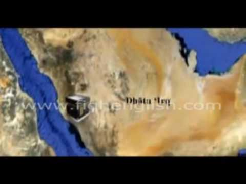 Visible clip explaining the Prayer Pilgrimage