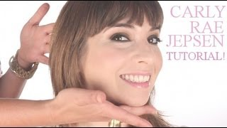 Carly Rae Jepsen Makeup Tutorial
