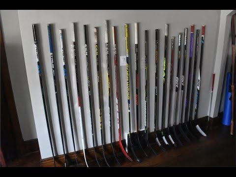 My Hockey Stick Collection - UPDATED