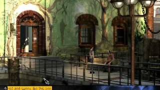 The Longest Journey Walkthrough part 2(Chapter 1-- Penumbra April wakes up and starts her daily routine determined not to think about the dreams. But..., 2010-10-13T20:57:56.000Z)