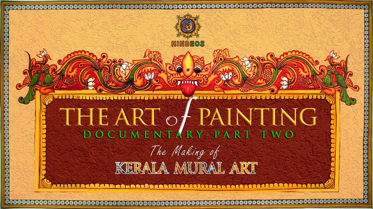 'THE ART OF PAINTING from Ancient India-Part 2' | HINDEOS-Art Culture |  Indian Culture