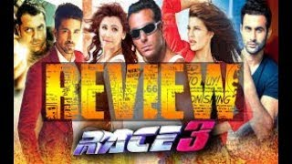 Race 3 Review by Awesamo Speaks   KHUJLEE FAMILY REACTION