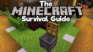 Item Disposal Trash Cans! ▫ The Minecraft Survival Guide [Part 206]