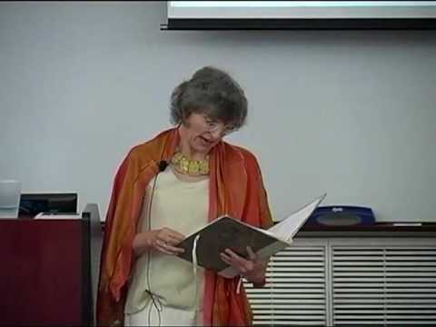 """""""Poems and Poem-talk"""" with Rosanna Warren"""
