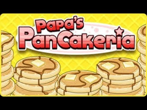 Papa's Pancakeria HD | Part 28 - Perfect Cinnamon Predictions!!