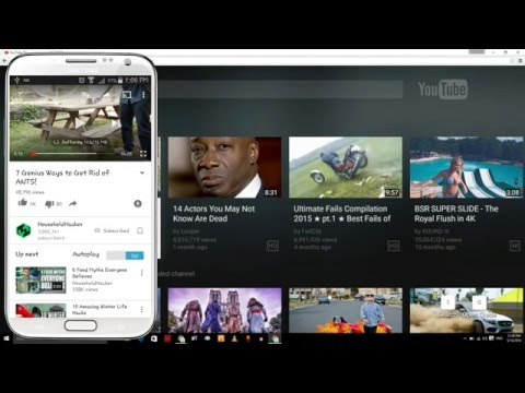 Control YouTube on TV With Your Phone, Tablet or Computer - Billi4You