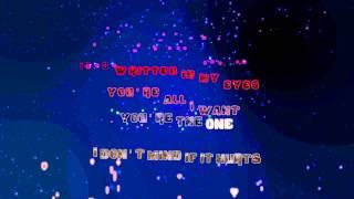 Lullacry - Heart shaped scars (Lyrics, karaoke effects)