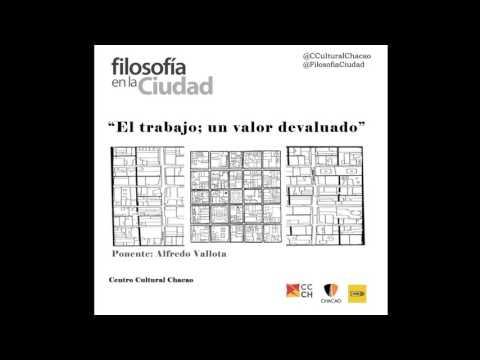 El trabajo; un valor devaluado por el prof Alfredo Vallota