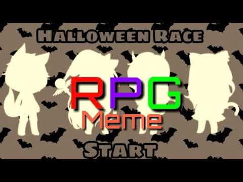 《 RPG Meme 》{Halloween Edition} | Puppy LoverYT_123
