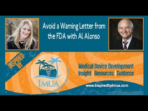 015 Avoid a Warning Letter from the FDA with Al Alonso