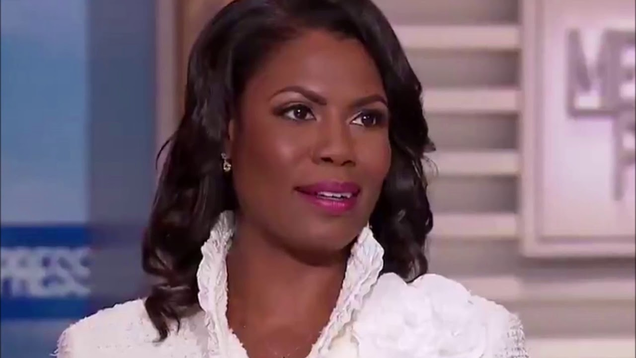 Omarosa Sued By Justice Department