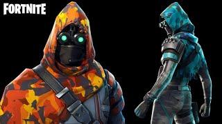 The new filtered skins v6.31 Fortnite