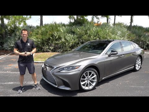 Is the 2020 Lexus LS 500 the KING of full size luxury sedans?