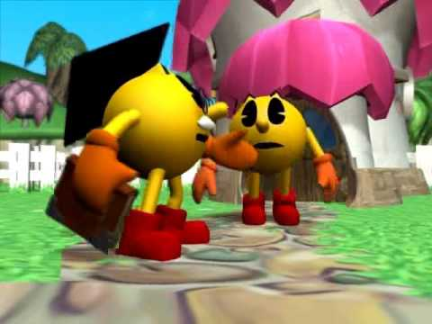 Pac-Man World 2 (PS2) Opening Video