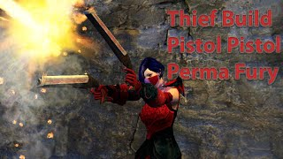 GW2 -Thief Build- Pistol Pistol Perma-Fury