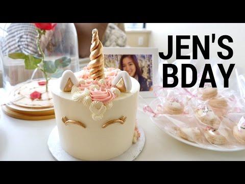 Unicorn Birthday Surprise!