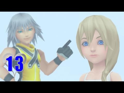 Kingdom Hearts: Reverse/Rebirth - Riku