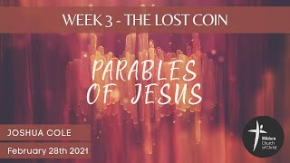 Mildura Church of Christ | Parables of Jesus | The Lost Coin