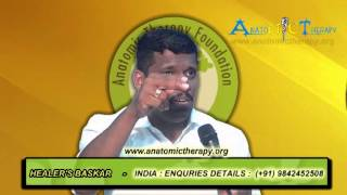 healer bhaskar speech in Malaysia Anatomic therapy- The Secret