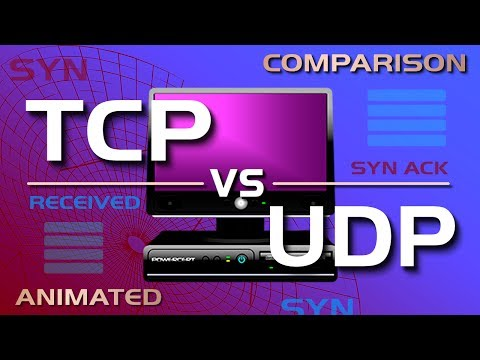 TCP vs UDP Comparison