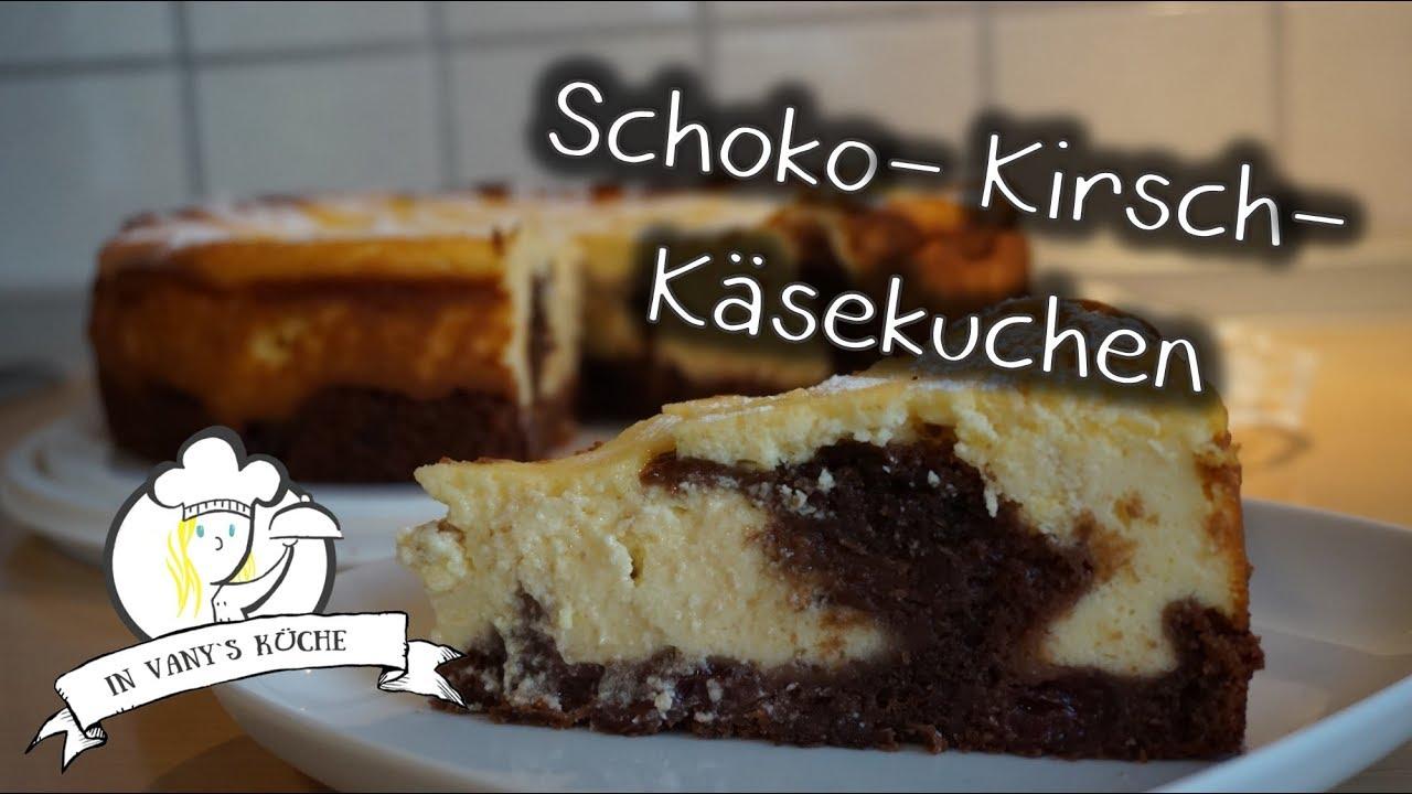 Thermomix Schoko Kirsch Käsekuchen Youtube