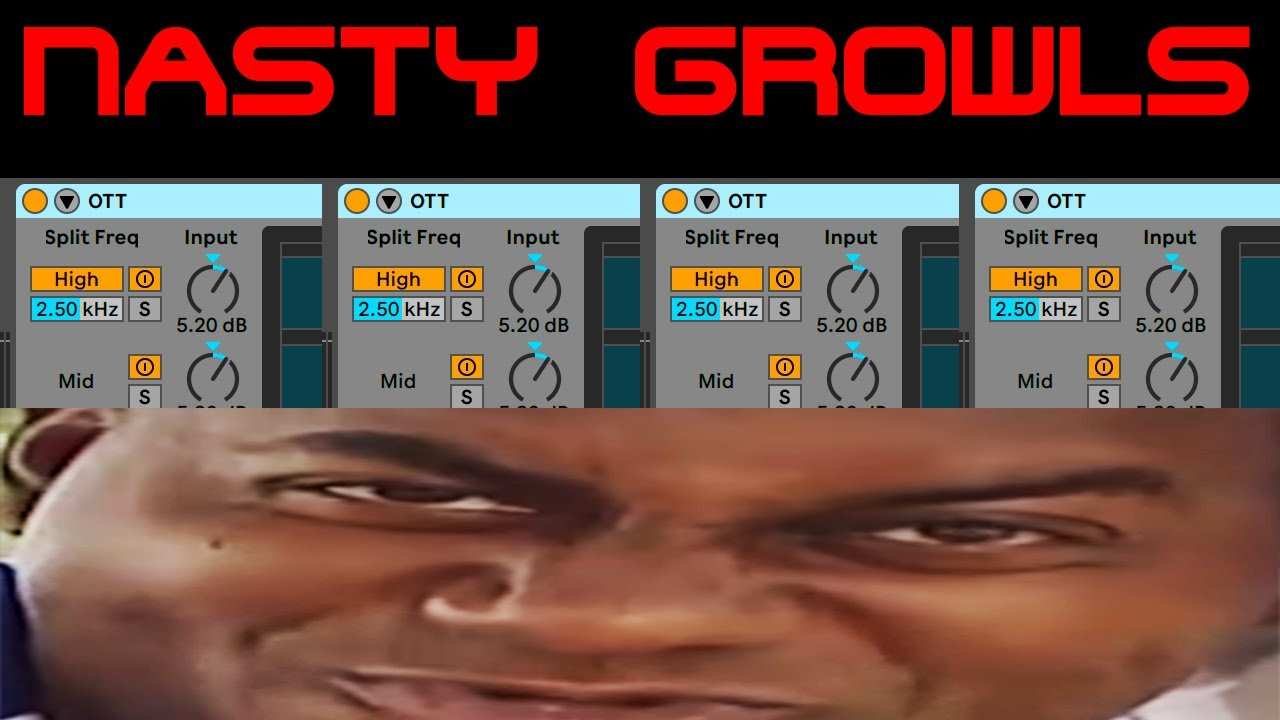 Download How I Make NASTY GROWLS in Ableton with Serum