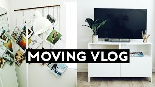 MOVING VLOG & IKEA SHOPPING + FURNITURE! IM MOVING?!