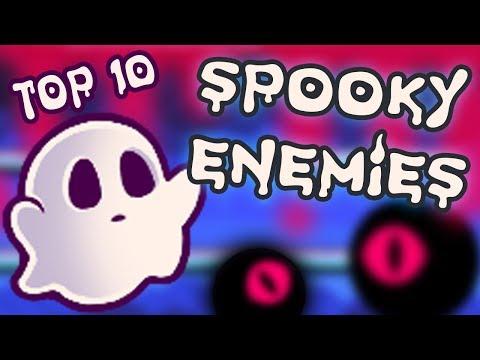 Top 10 Spooky Video Game Enemies