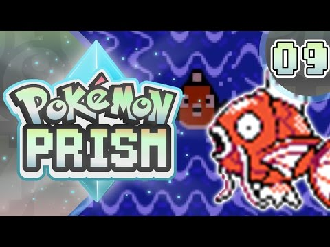 Pokemon Prism Part 9 MAGIKARP MAZE! Gameplay Walkthrough ( Pokemon Rom Hack )