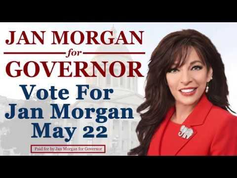 Jan Morgan for Arkansas Governor