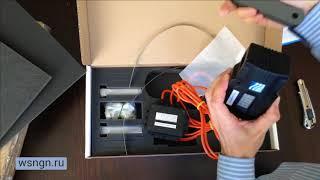 видео Устройство противонакипное WS-48 ферритное