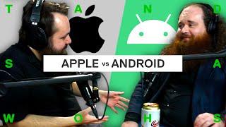 APPLE vs ANDROID. Všechny argumenty v jednom videu. Kdo vyhraje?