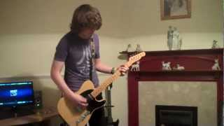 The Raconteurs- Attention cover by Kurtis
