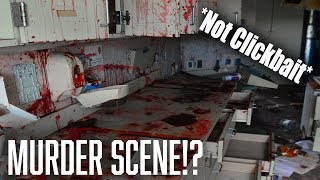 Exploring ABANDONED Hospital! *GRAPHIC CONTENT!!!*