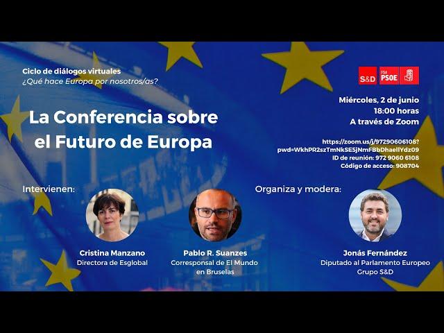 La Conferencia sobre el Futuro de Europa