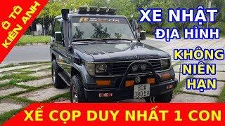 Xế Nhật tiền tỉ!!? - Toyota Land Cruiser 4 chỗ, số sàn - Xe cọp địa hình không niên hạn-0983457763