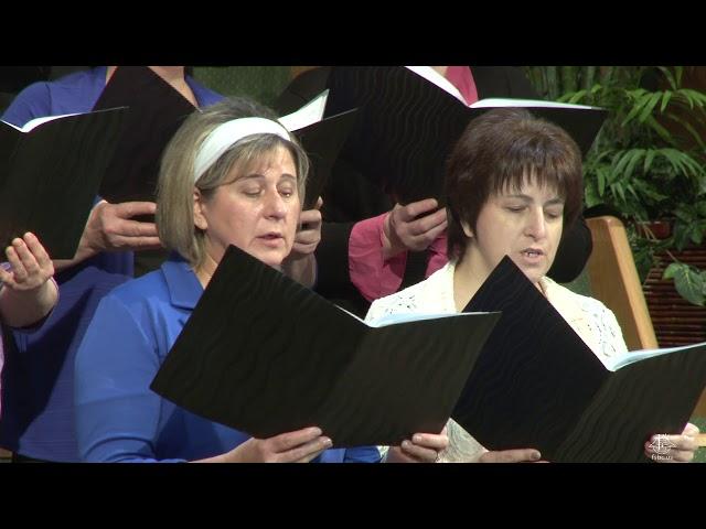 O, приди же к Иисусу - FSBC Первый хор