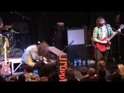 J Roddy Walston and The Business 10-26-2013 Nashville , TN