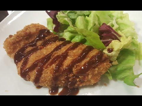 Cooking with OtaJoy: Gluten Free Chicken Katsu