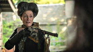 "Lady Tremaine: ""You Really Think I Won't Shoot You?"" (Once Upon A Time S6E3)"