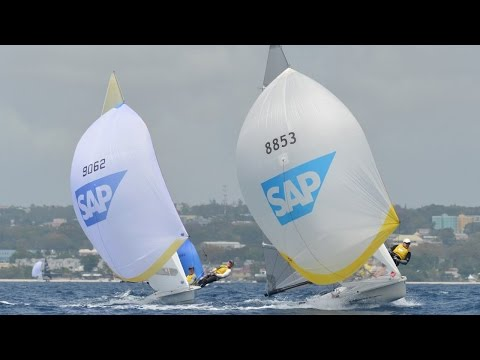 Day 1 Live Replay - SAP 5O5 World Championship 2015 - Port Elizabeth, South Africa