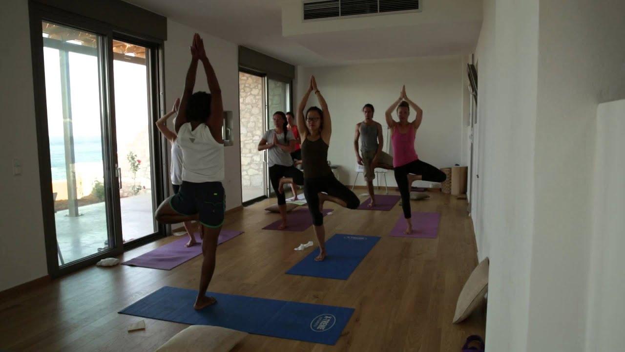 Macht datiert Yoga