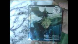 Opening Final Fantasy VII AC Complete with FFXIII Trial