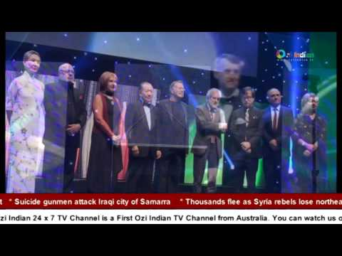 ASIA PACIFIC SCREEN AWARDS BRISBANE II OZI INDIAN TV CHANNEL
